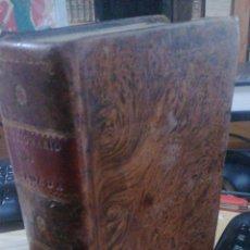 Diccionarios antiguos: NUEVO DICCIONARIO ESPAÑOL-FRANCÉS.NÚÑEZ Y TABOADA. 1820. IMPRENTA DE SANCHA PASTA ESPAÑOLA. Lote 234514060