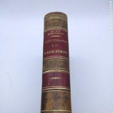 Diccionarios antiguos: DICCIONARIO DE GALICISMOS 1855. Lote 234739475