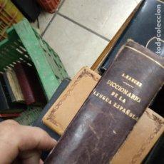 Libri antichi: DICCIONARIO DE LA LENGUA ESPAÑOLA, ATILANO RANCÉS. 1927. REI-220. Lote 237339345