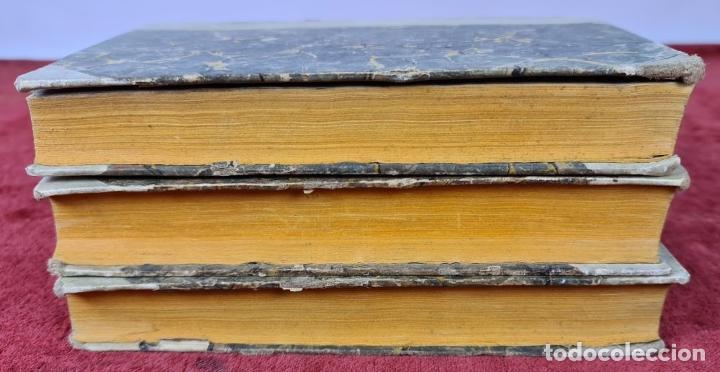 Diccionarios antiguos: DICCIONARIO HISTORICO ENCICLOPÉDICO. JOAQUIN BASTÚS. IMP. A. ROCA. 3 TOMOS. 1829. - Foto 6 - 240813840
