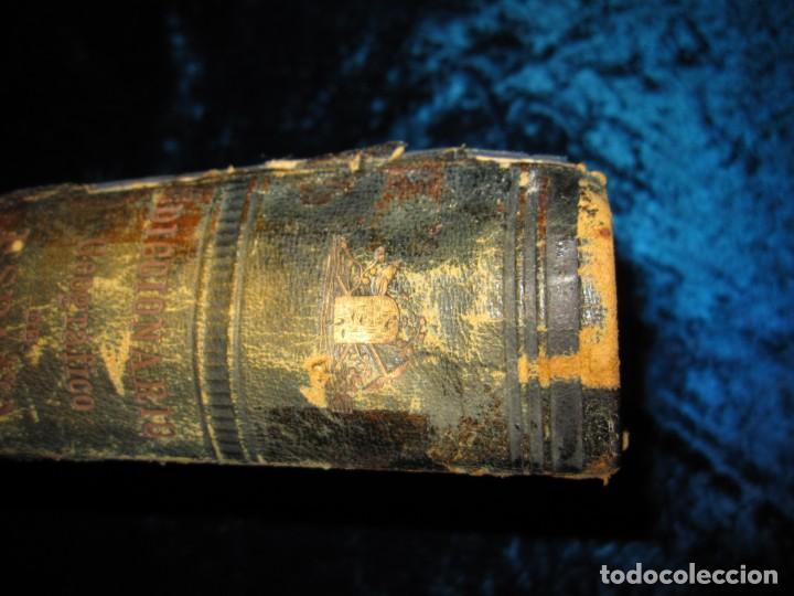 Diccionarios antiguos: Diccionario geográfico España Ultramar X 1886 Riera mapa Soria, Tarragona, Teruel, Toledo, Valencia - Foto 21 - 207745366