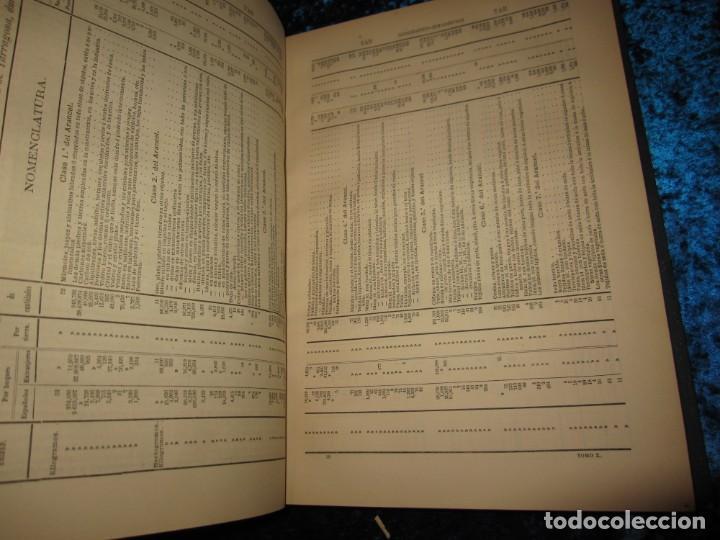 Diccionarios antiguos: Diccionario geográfico España Ultramar X 1886 Riera mapa Soria, Tarragona, Teruel, Toledo, Valencia - Foto 37 - 207745366