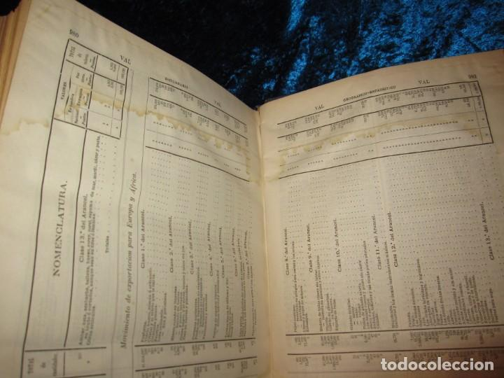 Diccionarios antiguos: Diccionario geográfico España Ultramar X 1886 Riera mapa Soria, Tarragona, Teruel, Toledo, Valencia - Foto 45 - 207745366