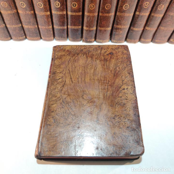 Diccionarios antiguos: Diccionario apostólico. Fr. Jacinto Montargon. 15 tomos. Imp. de Don Benito Cano. Madrid. 1745. - Foto 6 - 241781195