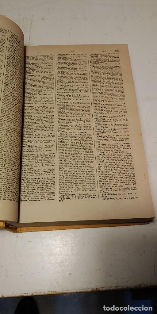 Diccionarios antiguos: Nuevo diccionario latino-español etimologico, 1884, D. Raimundo de Miquel, pymy t - Foto 4 - 241851485