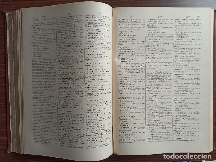 Diccionarios antiguos: DICCIONARI DE LA LENGUA CATALANA AB LA CORRESPONDENCIA CASTELLANA. D. PERE LABERNIA Y ESTELLER. - Foto 13 - 242884300