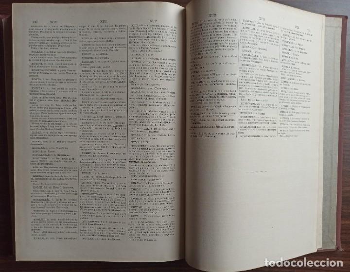 Diccionarios antiguos: DICCIONARI DE LA LENGUA CATALANA AB LA CORRESPONDENCIA CASTELLANA. D. PERE LABERNIA Y ESTELLER. - Foto 14 - 242884300
