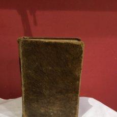 Diccionarios antiguos: REAL ACADEMIA ESPAÑOLA DICCIONARIO DE LA LENGUA CASTELLANA 1884.VER FOTOS. Lote 243172660