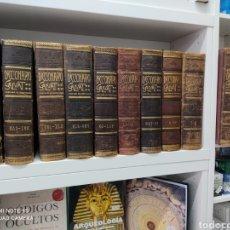 Diccionarios antiguos: DICCIONARIO SALVAT ENCICLOPEDICO POPULAR ILUSTRADO INVENTARIO DEL SABER HUMANO 11 VOLUMENES. Lote 243854675