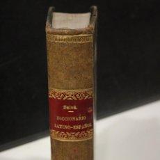 Livres anciens: NUEVO VALBUENA O DICCIONARIO LATINO-ESPAÑOL FORMADO SOBRE EL DE DON MANUEL VALBUENA CON MUCHOS. Lote 245205955