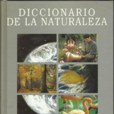 Diccionarios antiguos: DICCIONARIO DE LA NATURALEZA ESPAÑOLA. Lote 245613460