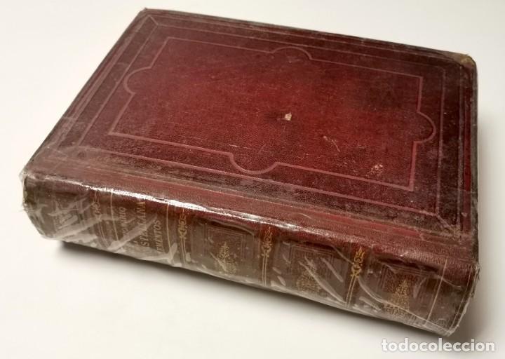 NUMULITE E0040 NOVÍSIMO DICCIONARIO DE LA LENGUA CASTELLANA SINÓNIMOS RIMA PARIS (Libros Antiguos, Raros y Curiosos - Diccionarios)