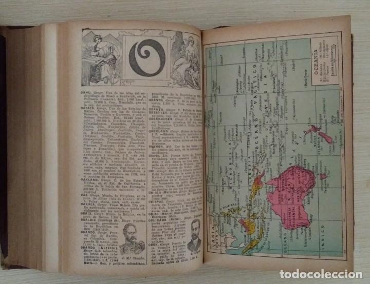 Diccionarios antiguos: DICCIONARIO ENCICLOPÉDICO ILUSTRADO DE LA LENGUA ESPAÑOLA 1927 Ramón Sopena - Foto 16 - 249257590