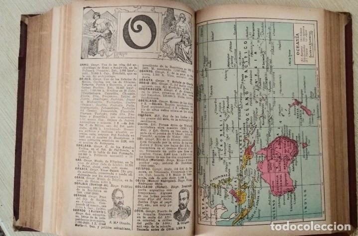 Diccionarios antiguos: DICCIONARIO ENCICLOPÉDICO ILUSTRADO DE LA LENGUA ESPAÑOLA 1927 Ramón Sopena - Foto 18 - 249257590