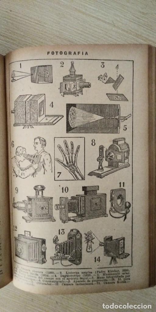 Diccionarios antiguos: DICCIONARIO ENCICLOPÉDICO ILUSTRADO DE LA LENGUA ESPAÑOLA 1927 Ramón Sopena - Foto 20 - 249257590