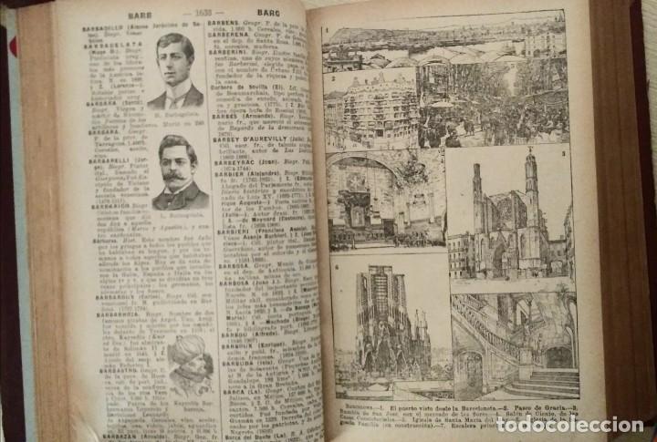 Diccionarios antiguos: DICCIONARIO ENCICLOPÉDICO ILUSTRADO DE LA LENGUA ESPAÑOLA 1927 Ramón Sopena - Foto 22 - 249257590