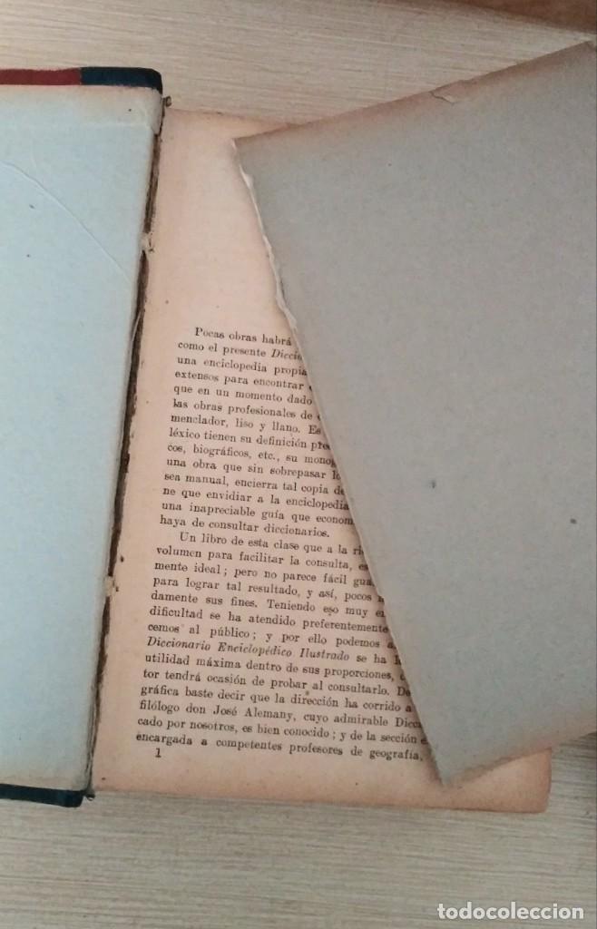 Diccionarios antiguos: DICCIONARIO ENCICLOPÉDICO ILUSTRADO DE LA LENGUA ESPAÑOLA 1927 Ramón Sopena - Foto 24 - 249257590