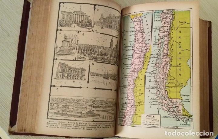 Diccionarios antiguos: DICCIONARIO ENCICLOPÉDICO ILUSTRADO DE LA LENGUA ESPAÑOLA 1927 Ramón Sopena - Foto 26 - 249257590