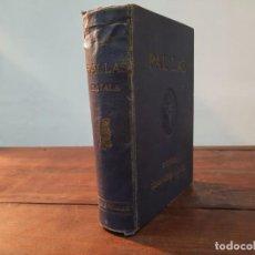 Diccionarios antiguos: DICCIONARI CATALÀ (CASTELLÀ-FRANCÈS) PAL·LAS - E. VALLÈS - EDITORIAL PAL·LAS, 1927, BARCELONA. Lote 251872170