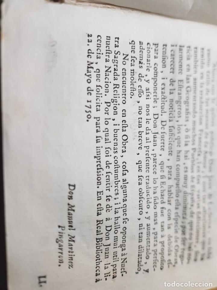 Diccionarios antiguos: Diccionario o Descripción de Todos los Reinos ,Obispados, Ducados etc Juan de la Serna 1750 - Foto 7 - 252426200