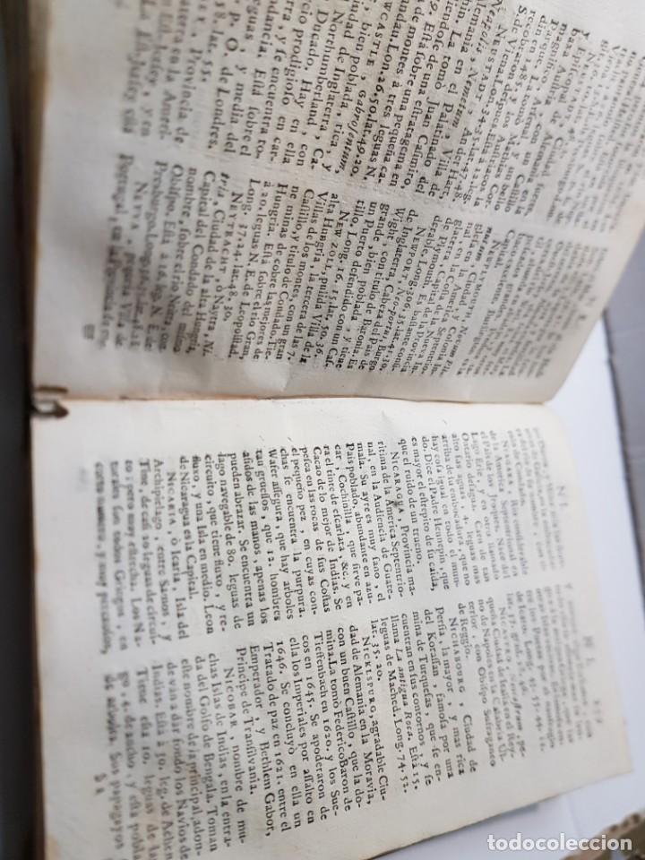 Diccionarios antiguos: Diccionario o Descripción de Todos los Reinos ,Obispados, Ducados etc Juan de la Serna 1750 - Foto 13 - 252426200