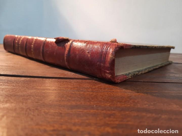 Diccionarios antiguos: SUPLEMENTO AL NOVISIMO DICCIONARIO ENCICLOPEDICO DE LA LENGUA CASTELLANA - JOSE ESPASA ED., SIN AÑO - Foto 7 - 252495865