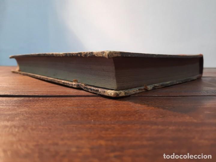 Diccionarios antiguos: SUPLEMENTO AL NOVISIMO DICCIONARIO ENCICLOPEDICO DE LA LENGUA CASTELLANA - JOSE ESPASA ED., SIN AÑO - Foto 8 - 252495865