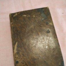 Diccionarios antiguos: DICCIONARIO MANUAL GRIEGO-LATINO-ESPAÑOL (PP. ESCOLAPIOS) 1859. Lote 253814670