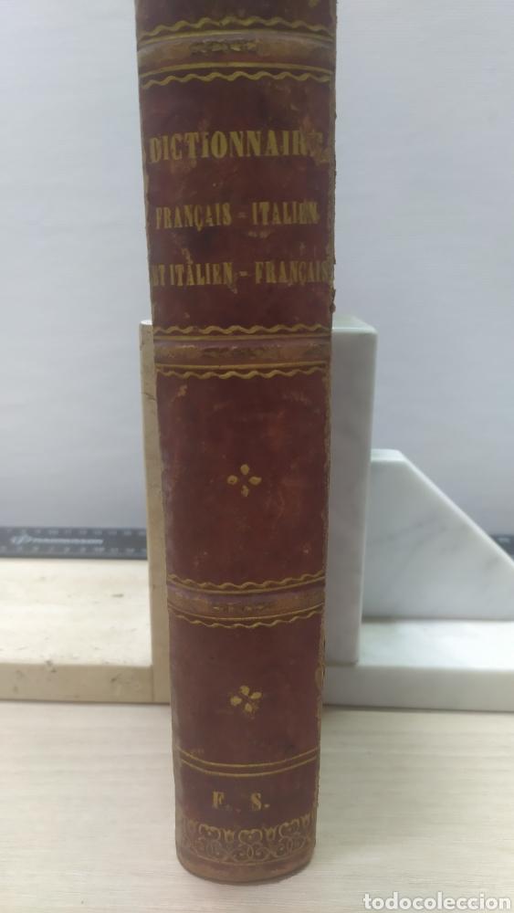 DICCIONARIO FRANCAIS ITALIEN, FERRARI (Libros Antiguos, Raros y Curiosos - Diccionarios)