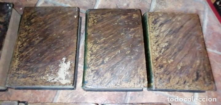 Diccionarios antiguos: LIBROS DICCIONARIO ENCICLOPÉDICO DE TEOLOGIA. BERGIER. 1831-1835 - Foto 23 - 267705234