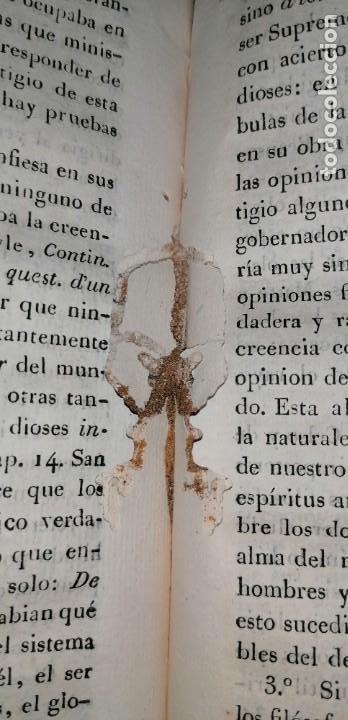 Diccionarios antiguos: LIBROS DICCIONARIO ENCICLOPÉDICO DE TEOLOGIA. BERGIER. 1831-1835 - Foto 39 - 267705234