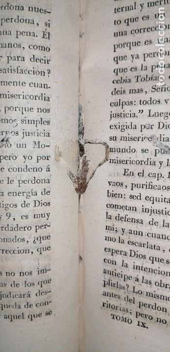 Diccionarios antiguos: LIBROS DICCIONARIO ENCICLOPÉDICO DE TEOLOGIA. BERGIER. 1831-1835 - Foto 47 - 267705234