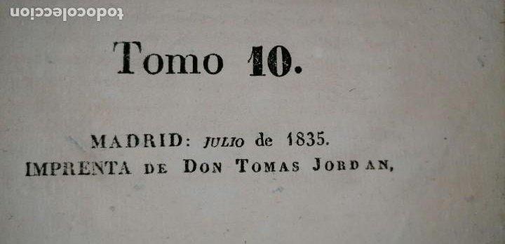 Diccionarios antiguos: LIBROS DICCIONARIO ENCICLOPÉDICO DE TEOLOGIA. BERGIER. 1831-1835 - Foto 49 - 267705234