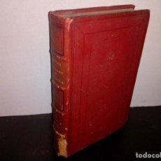 Diccionarios antiguos: 26- DICCIONARIO DE TEOLOGÍA BERGIER - TOMO CUARTO 1887. Lote 269253818