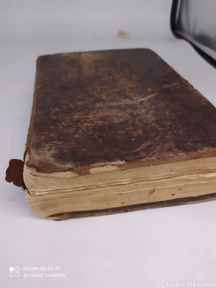 Diccionarios antiguos: Diccionario Español Latino por el Padre Juan Cayetano Losada de la Virgen del Carmen Madrid 1837 - Foto 3 - 272549298