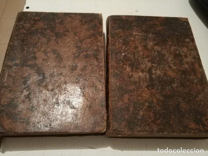 Diccionarios antiguos: antiguo diccionario enciclopédico de la lengua española gaspar y roig año 1853 - 2 tomos - Foto 6 - 276264618
