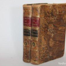 Diccionarios antiguos: 1805 / DICCIONARIO DE CORMON,ITALIANO-ESPAÑOL,ESPAÑOL-ITALIANO 2 TOMOS. Lote 277175578