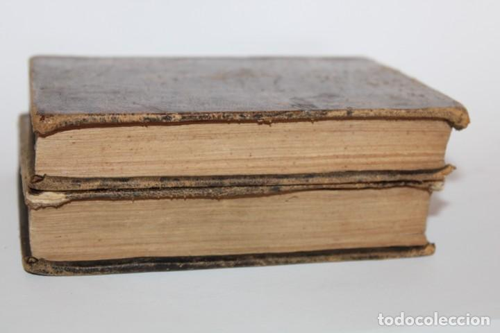 Diccionarios antiguos: 1805 / DICCIONARIO DE CORMON,ITALIANO-ESPAÑOL,ESPAÑOL-ITALIANO 2 TOMOS - Foto 3 - 277175578