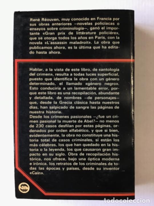Diccionarios antiguos: DICCIONARIO DE LOS ASESINOS. - Foto 4 - 204658971