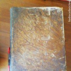 Diccionarios antiguos: DICCIONARIO DE LA LENGUA CASTELLANA. 1884. Lote 278330363