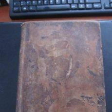 Diccionarios antiguos: DICCIONARIO LATINO ESPAÑOL AÑO 1819 CUARTA EDICIÓN. Lote 278956103