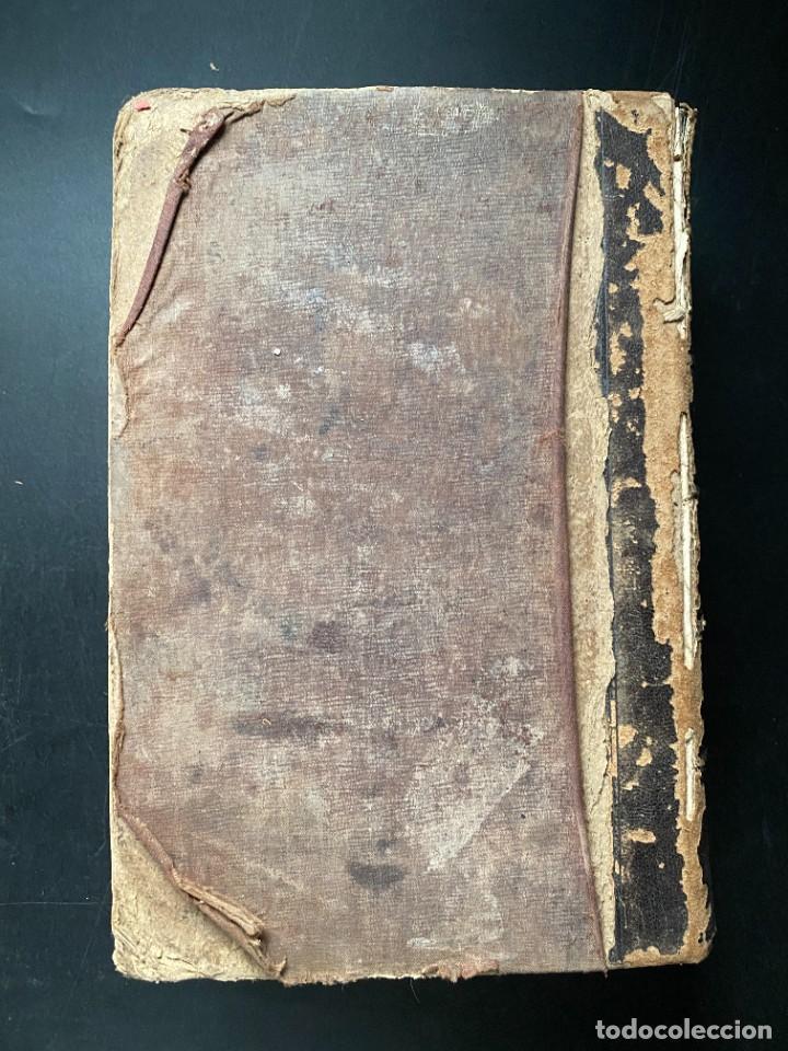 Diccionarios antiguos: PRONOUNCING AND DICTIONARY OF THE SPANISH AND ENGLISH. SEOANES NEUMAN Y BARRETY. NEW YORK, 1860 - Foto 5 - 281801113