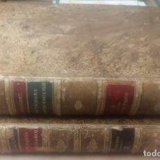 Diccionarios antiguos: DICCIONARIO DE PRONUNCIACIÓN DE LAS LENGUAS ESPAÑOLA E INGLESA, MARIANO VELÁZQUEZ DE LA CADENA, 2 TO. Lote 281949158