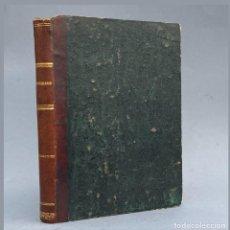Livros antigos: 1857 - VOCABULARIO DE LAS VOCES QUE FALTAN A LOS DICCIONARIOS DE LENGUA CASTELLANA - LUIS MARTY CABA. Lote 284104543