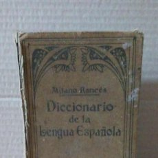 Livros antigos: ANTIGUO DICCIONARIO DE LA LENGUA ESPAÑOLA DEL AÑO 1928. Lote 286528103