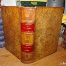 Livres anciens: MONUMENTAL DICCIONARIO DE LA LENGUA CASTELLANA REAL ACADEMIA ESPAÑOLA 1884 CASA GREGORIO HERNANDO. Lote 286925938