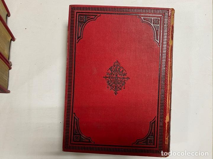 Diccionarios antiguos: DICCIONARIO POPULAR UNIVERSAL DE LA LENGUA ESPAÑOLA. 6 TOMOS. LUIS P. DE RAMÓN. BARCELONA, 1896. - Foto 9 - 288911268