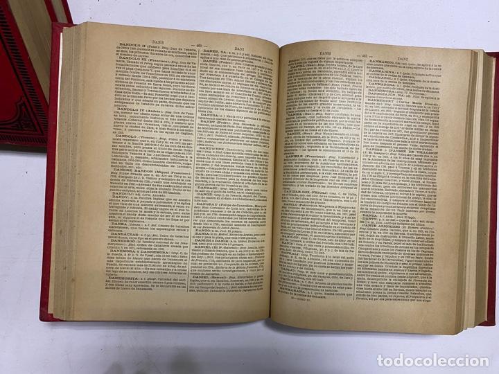 Diccionarios antiguos: DICCIONARIO POPULAR UNIVERSAL DE LA LENGUA ESPAÑOLA. 6 TOMOS. LUIS P. DE RAMÓN. BARCELONA, 1896. - Foto 12 - 288911268