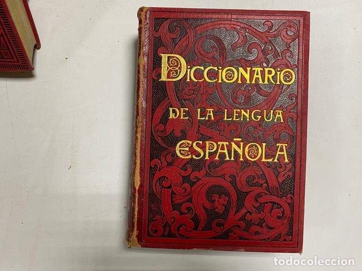 Diccionarios antiguos: DICCIONARIO POPULAR UNIVERSAL DE LA LENGUA ESPAÑOLA. 6 TOMOS. LUIS P. DE RAMÓN. BARCELONA, 1896. - Foto 14 - 288911268