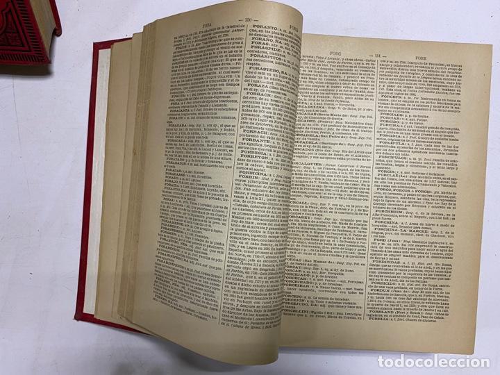Diccionarios antiguos: DICCIONARIO POPULAR UNIVERSAL DE LA LENGUA ESPAÑOLA. 6 TOMOS. LUIS P. DE RAMÓN. BARCELONA, 1896. - Foto 16 - 288911268